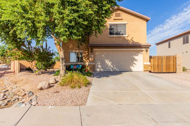 396 W Hereford Drive, San Tan Valley, AZ 85143 (MLS #6151592) :: The Daniel Montez Real Estate Group
