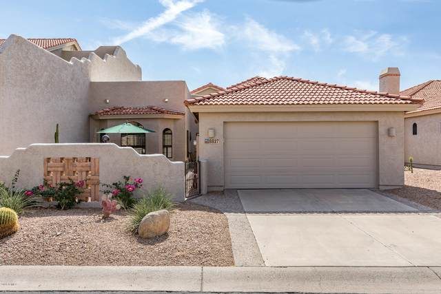 8827 E Greenview Drive, Gold Canyon, AZ 85118 (MLS #6151593) :: Long Realty West Valley