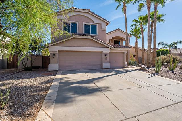 9549 E Nido Avenue, Mesa, AZ 85209 (MLS #6151601) :: NextView Home Professionals, Brokered by eXp Realty