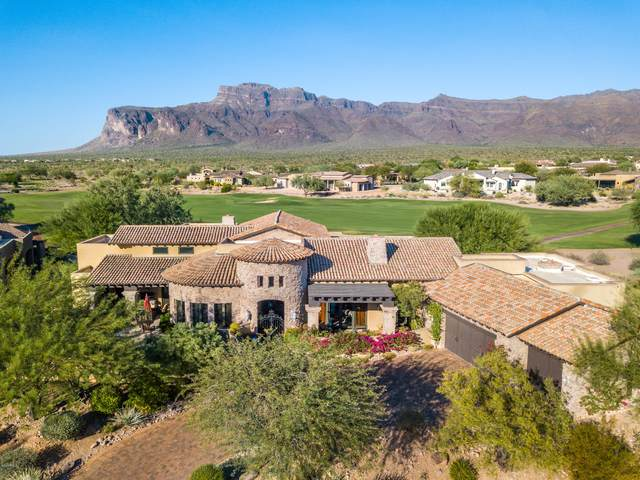 7089 E Pinyon Village Circle, Gold Canyon, AZ 85118 (MLS #6151603) :: The Riddle Group