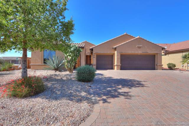5126 N Scottsdale Road, Eloy, AZ 85131 (MLS #6151623) :: The Riddle Group