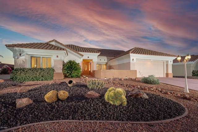 21402 N 158TH Drive, Sun City West, AZ 85375 (MLS #6151664) :: Maison DeBlanc Real Estate