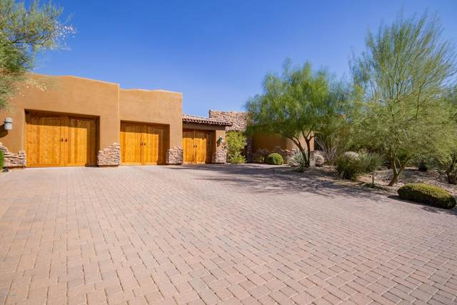 9928 E Chuckwagon Lane, Scottsdale, AZ 85262 (MLS #6151665) :: Budwig Team | Realty ONE Group