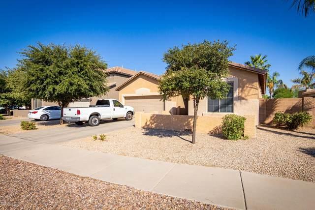 21532 E Calle De Flores Court, Queen Creek, AZ 85142 (MLS #6151667) :: CANAM Realty Group