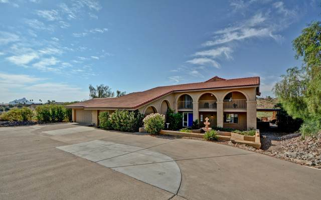 16137 E Ocotillo Drive, Fountain Hills, AZ 85268 (MLS #6151668) :: Brett Tanner Home Selling Team