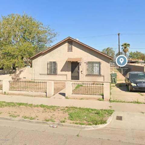 1626 E Adams Street E, Phoenix, AZ 85034 (MLS #6151686) :: NextView Home Professionals, Brokered by eXp Realty