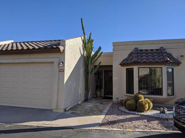 7907 E Fountain Cove, Mesa, AZ 85208 (MLS #6151688) :: The Daniel Montez Real Estate Group