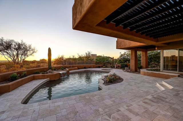 9877 E Hidden Valley Road, Scottsdale, AZ 85262 (MLS #6151722) :: My Home Group