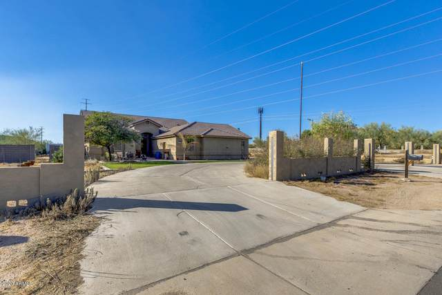 924 N 90TH Place, Mesa, AZ 85207 (#6151751) :: Long Realty Company