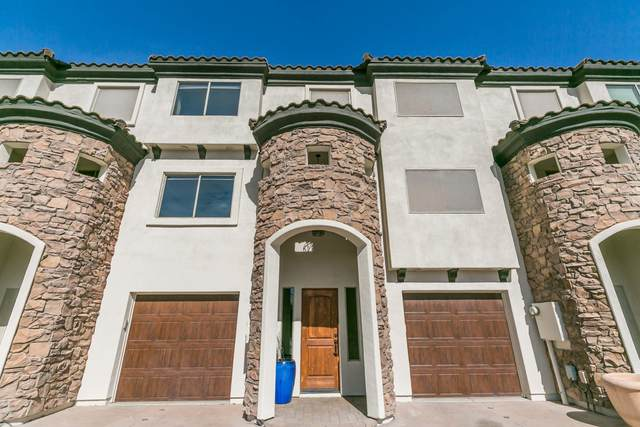 11652 N Saguaro Boulevard #4, Fountain Hills, AZ 85268 (MLS #6151755) :: Yost Realty Group at RE/MAX Casa Grande