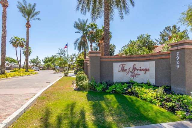 2929 W Yorkshire Drive #2022, Phoenix, AZ 85027 (MLS #6151764) :: The Laughton Team