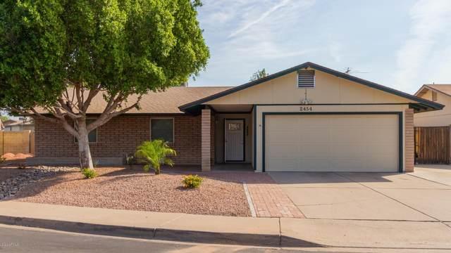 2454 E Javelina Avenue, Mesa, AZ 85204 (MLS #6151766) :: Devor Real Estate Associates