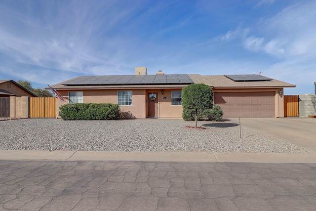 15534 S Bentley Drive, Arizona City, AZ 85123 (MLS #6151770) :: My Home Group