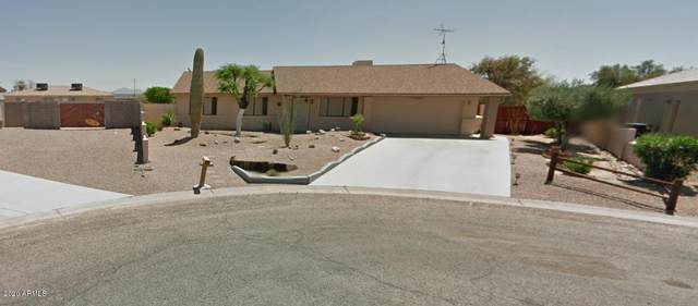 15671 S Coral Road S, Arizona City, AZ 85123 (MLS #6151771) :: My Home Group