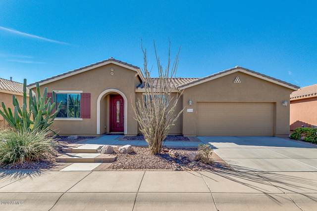 20160 N Geyser Drive, Maricopa, AZ 85138 (MLS #6151773) :: The J Group Real Estate | eXp Realty