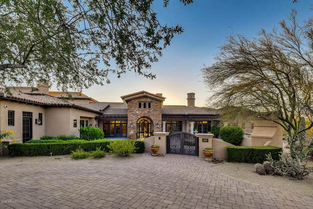 25150 N 93RD Street, Scottsdale, AZ 85255 (MLS #6151784) :: My Home Group