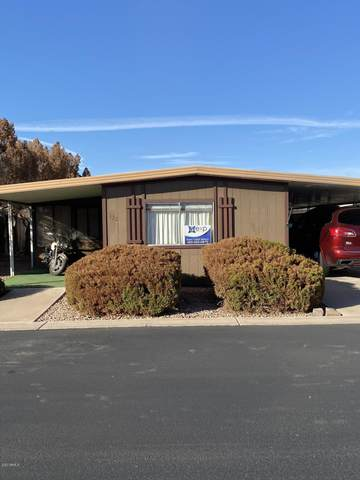 3330 E Main Street #132, Mesa, AZ 85213 (MLS #6151790) :: The Daniel Montez Real Estate Group