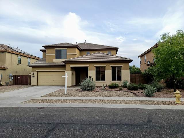 17037 W Bradford Way, Surprise, AZ 85374 (MLS #6151842) :: RE/MAX Desert Showcase