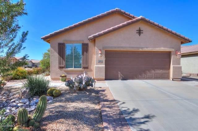 125 S Agua Fria Lane, Casa Grande, AZ 85194 (MLS #6151844) :: The Ellens Team