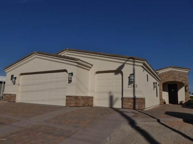 2263 N Higley Road, Mesa, AZ 85215 (MLS #6151858) :: Devor Real Estate Associates