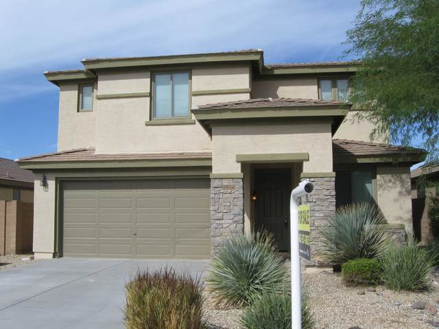6824 W Ridgeline Road, Peoria, AZ 85383 (MLS #6151877) :: CANAM Realty Group