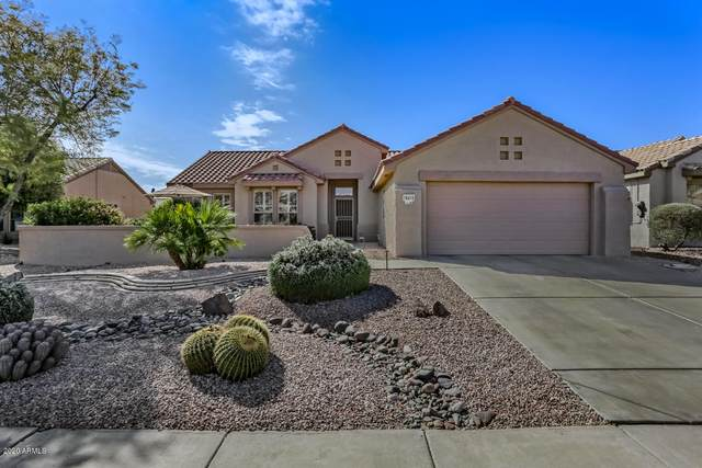 16415 W Monteverde Lane, Surprise, AZ 85374 (MLS #6151881) :: RE/MAX Desert Showcase