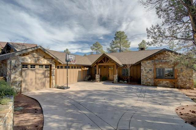 2909 E Chuparosa Circle, Payson, AZ 85541 (MLS #6151888) :: NextView Home Professionals, Brokered by eXp Realty