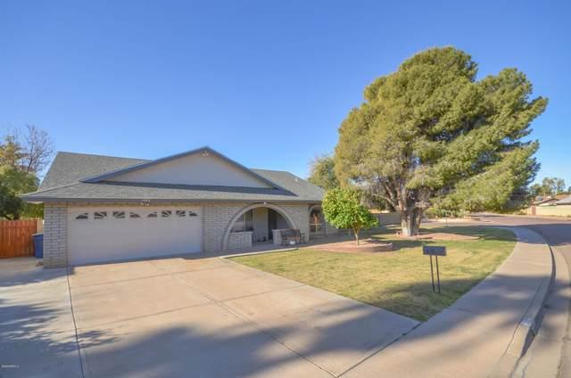 1303 E Carmen Street, Tempe, AZ 85283 (MLS #6151894) :: Brett Tanner Home Selling Team