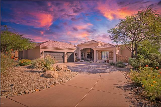 12191 E Wethersfield Road, Scottsdale, AZ 85259 (MLS #6151897) :: RE/MAX Desert Showcase