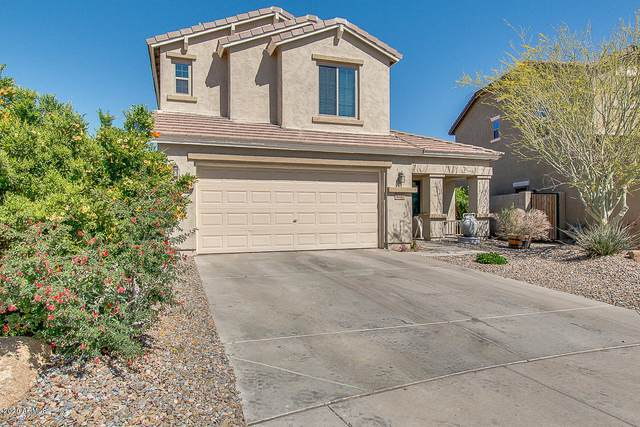 4640 W Federal Way, Queen Creek, AZ 85142 (MLS #6151915) :: CANAM Realty Group