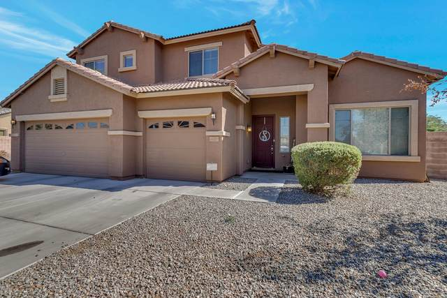 3117 S 121ST Drive, Tolleson, AZ 85353 (MLS #6151923) :: Budwig Team | Realty ONE Group