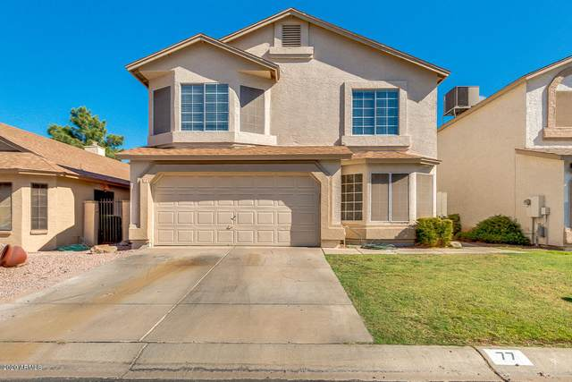 3755 E Broadway Road #77, Mesa, AZ 85206 (MLS #6151934) :: BVO Luxury Group