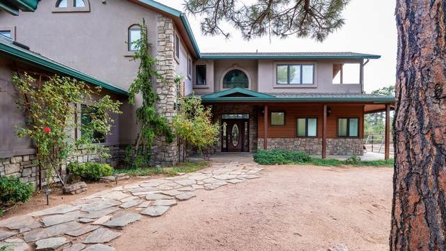417 N Graham Ranch Road, Payson, AZ 85541 (MLS #6151963) :: NextView Home Professionals, Brokered by eXp Realty