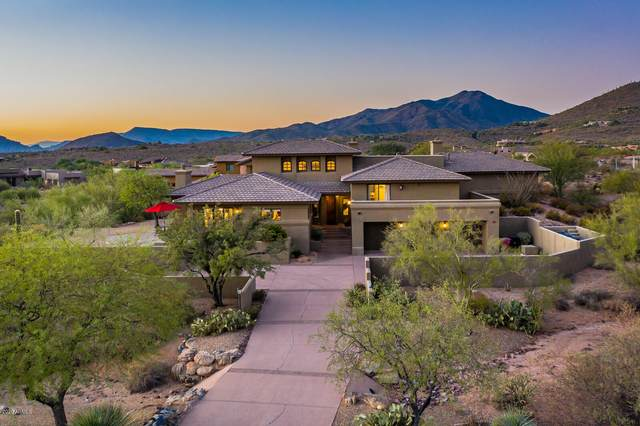 9230 E Andora Hills Drive, Scottsdale, AZ 85262 (MLS #6151984) :: Lifestyle Partners Team