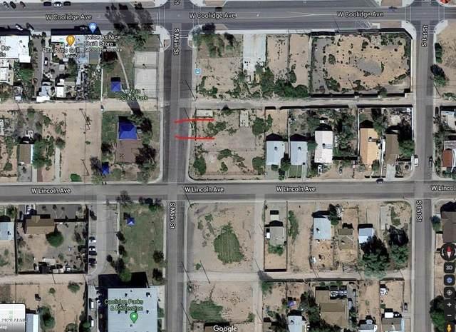 0 S Main Street, Coolidge, AZ 85128 (MLS #6151987) :: Sheli Stoddart Team | M.A.Z. Realty Professionals