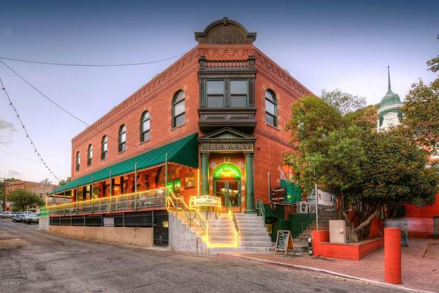 15 Brewery Avenue, Bisbee, AZ 85603 (#6151988) :: Long Realty Company