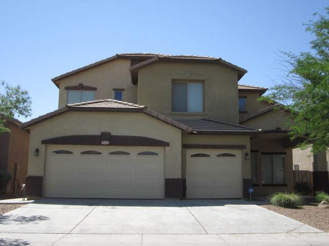 46031 W Sky Lane, Maricopa, AZ 85139 (MLS #6151989) :: Brett Tanner Home Selling Team