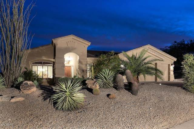 15917 E Sunflower Drive, Fountain Hills, AZ 85268 (MLS #6151998) :: The Riddle Group