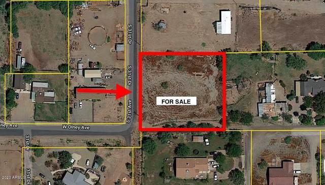 XXXX S 31ST Avenue, Laveen, AZ 85339 (MLS #6152000) :: RE/MAX Desert Showcase