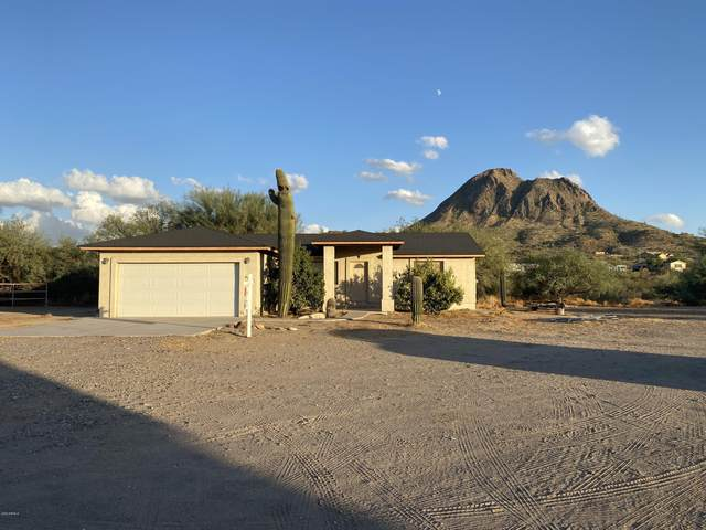 47411 N Kelly Road, New River, AZ 85087 (MLS #6152006) :: The Riddle Group