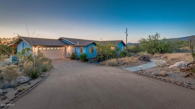 45220 N 14TH Street, New River, AZ 85087 (MLS #6152020) :: The Riddle Group