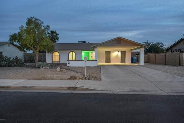 725 W Utopia Road, Phoenix, AZ 85027 (MLS #6152034) :: The W Group