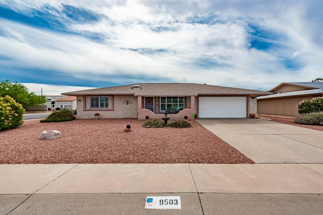 9503 W Granada Drive, Sun City, AZ 85373 (MLS #6152044) :: The Daniel Montez Real Estate Group