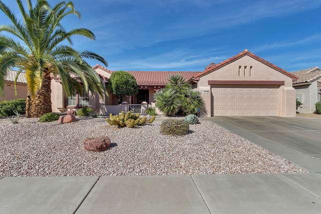 16258 W Arroyo Vista Lane, Surprise, AZ 85374 (#6152046) :: Long Realty Company