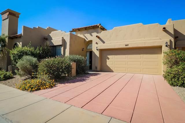 7955 E Chaparral Road #127, Scottsdale, AZ 85250 (MLS #6152048) :: The W Group