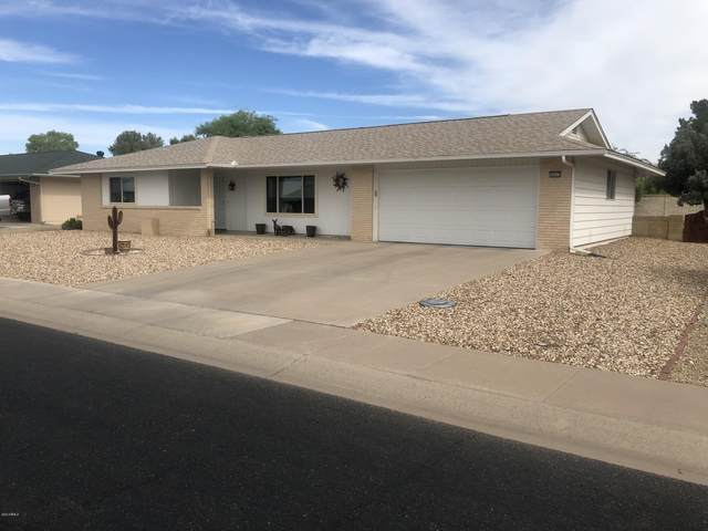 15611 N 110TH Avenue, Sun City, AZ 85351 (MLS #6152052) :: Maison DeBlanc Real Estate