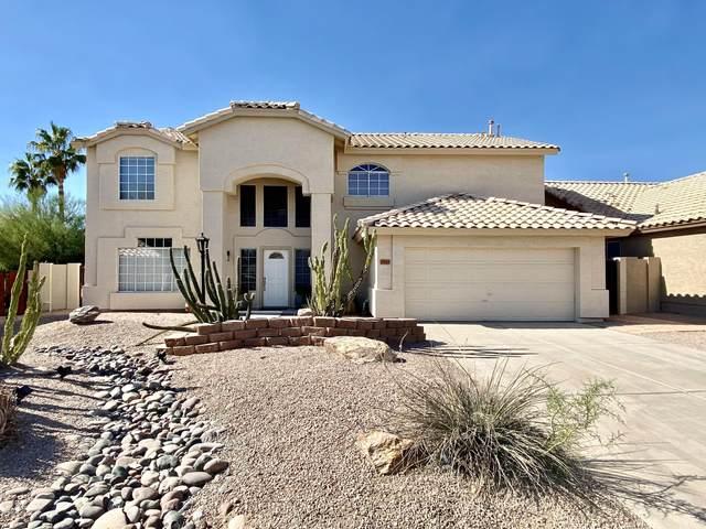 11860 N 110TH Way, Scottsdale, AZ 85259 (MLS #6152053) :: The W Group