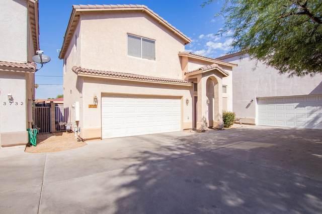 3730 W Oregon Avenue, Phoenix, AZ 85019 (MLS #6152057) :: The Ellens Team