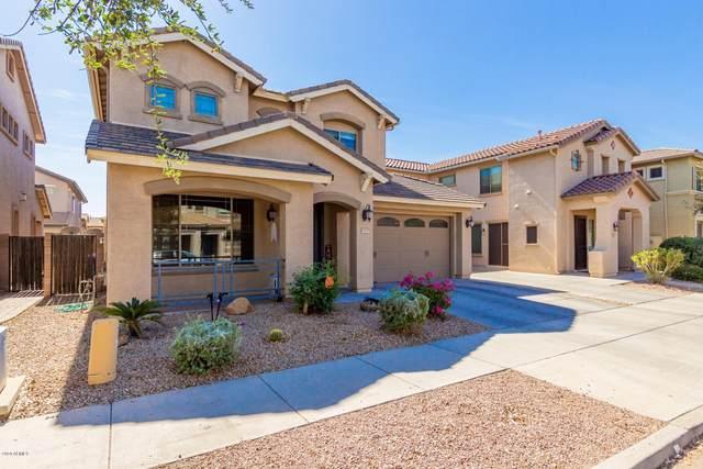 19055 E Seagull Drive, Queen Creek, AZ 85142 (MLS #6152067) :: The W Group