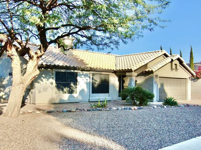 3146 N 64TH Street, Mesa, AZ 85215 (MLS #6152073) :: TIBBS Realty